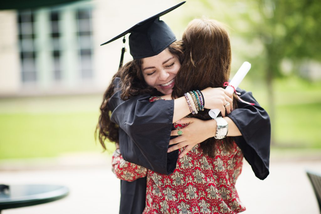 Student Loan Debt Counseling Graduation