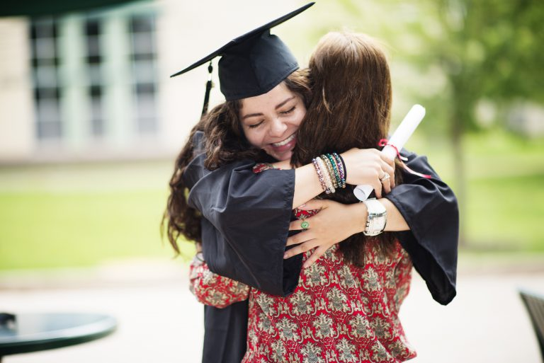 Student Loan Debt Counseling Graduation