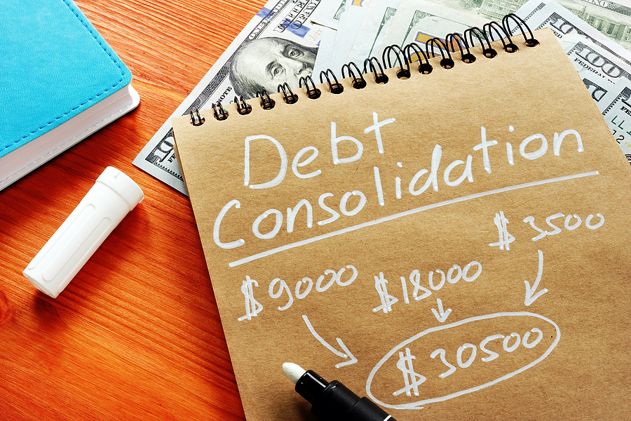 does consolidating debt hurt your credit score