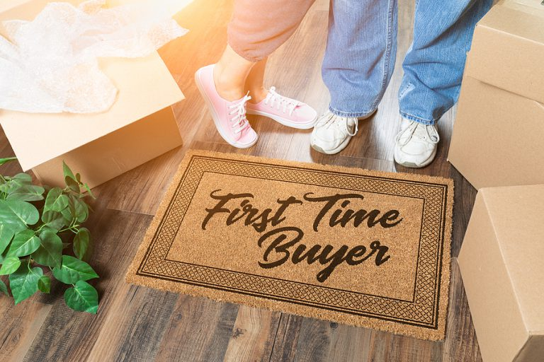 best loan for a first-time home buyer