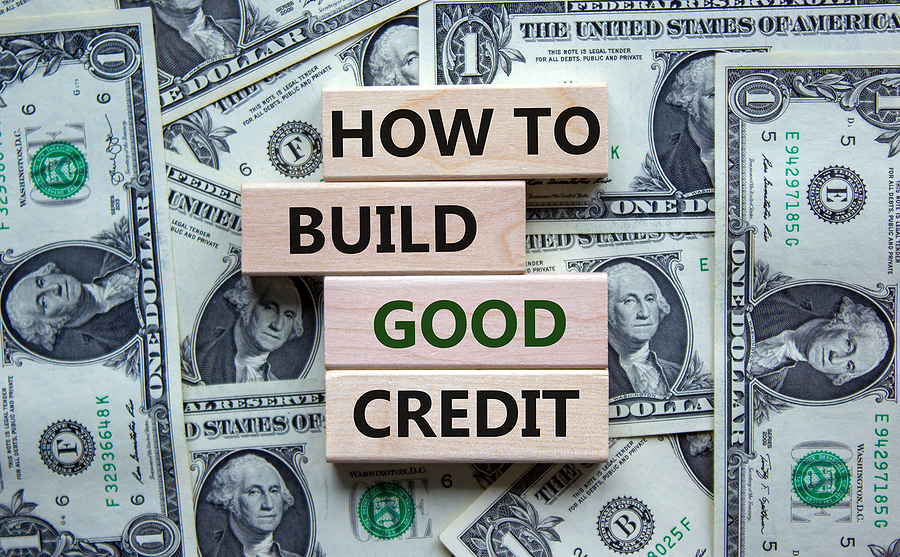 how to build good credit from scratch