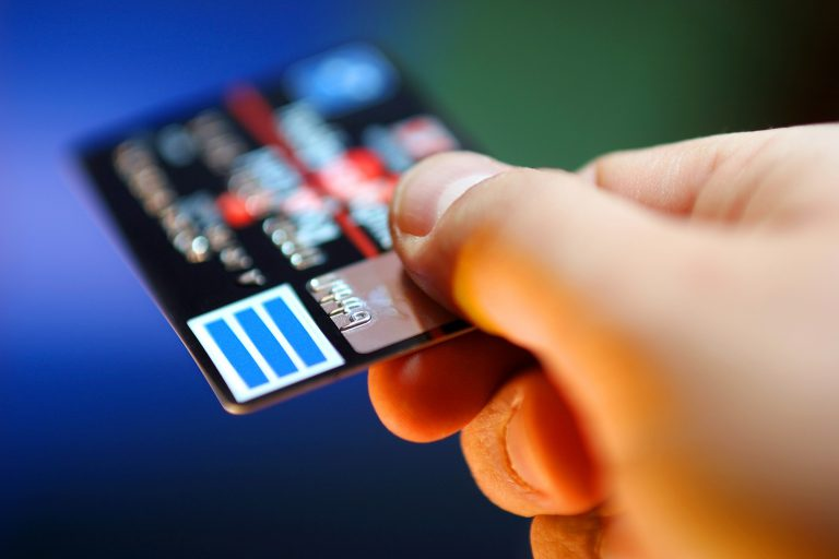 pay taxes with a credit card