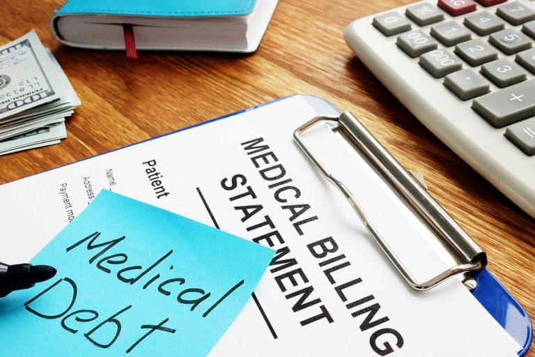 statute of limitations for medical debt