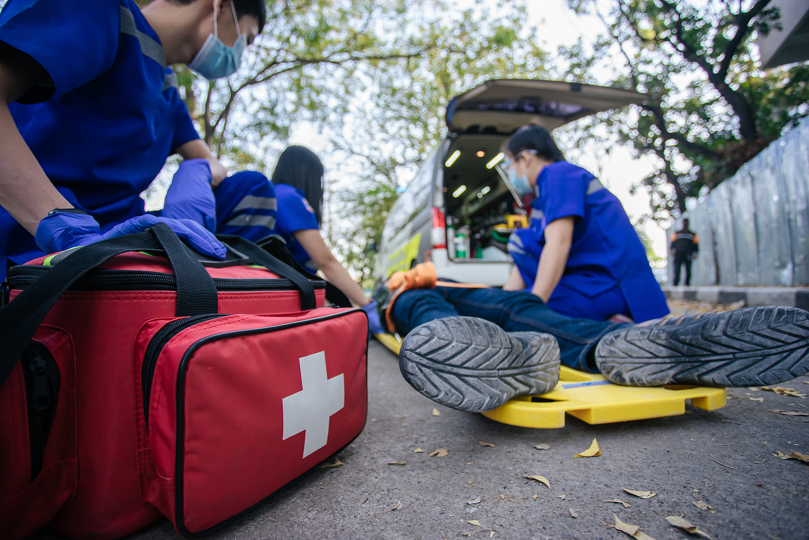 Unexpected Financial Disasters: Medical Emergencies