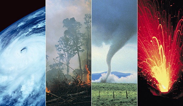 Unexpected Financial Disasters: Natural Disasters